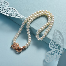 Collar de Acero Inoxidable -SSNEG142-21502