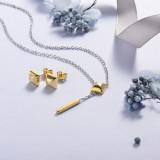 Conjunto de Joyas Acero Inoxidable -SSCSG126-21420