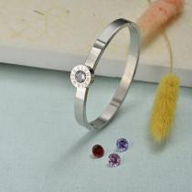 Collar de Acero Inoxidable para Mujer -SSBTG143-21934-S