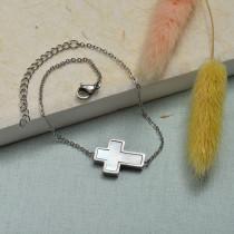 Collar de Acero Inoxidable para Mujer -SSBTG143-21905-S