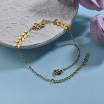 pulsera de acero inoxidable para mujer -SSBTG142-22981