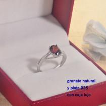 Anillos de Plata con piedra preciosa natural-PLRGG196-22814