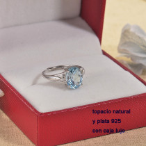 Anillos de Plata con piedra preciosa natural-PLRGG197-22827