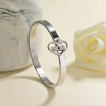pulsera de acero inoxidable para mujer -SSBTG142-23044