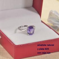 Anillos de Plata con piedra preciosa natural-PLRGG197-22826