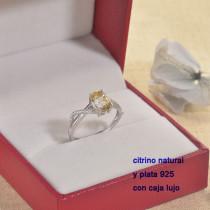 Anillos de Plata con piedra preciosa natural-PLRGG197-22861