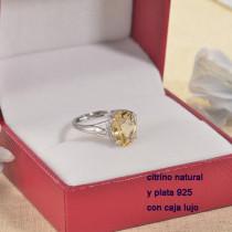 Anillos de Plata con piedra preciosa natural-PLRGG197-22828