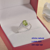Anillos de Plata con piedra preciosa natural-PLRGG197-22883