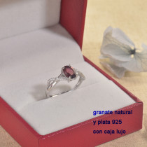 Anillos de Plata con piedra preciosa natural-PLRGG197-22862
