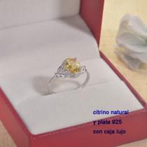 Anillos de Plata con piedra preciosa natural-PLRGG197-22882