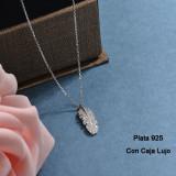 Collares de Plata 925 Puro para Mujer -PLNEG190-24203