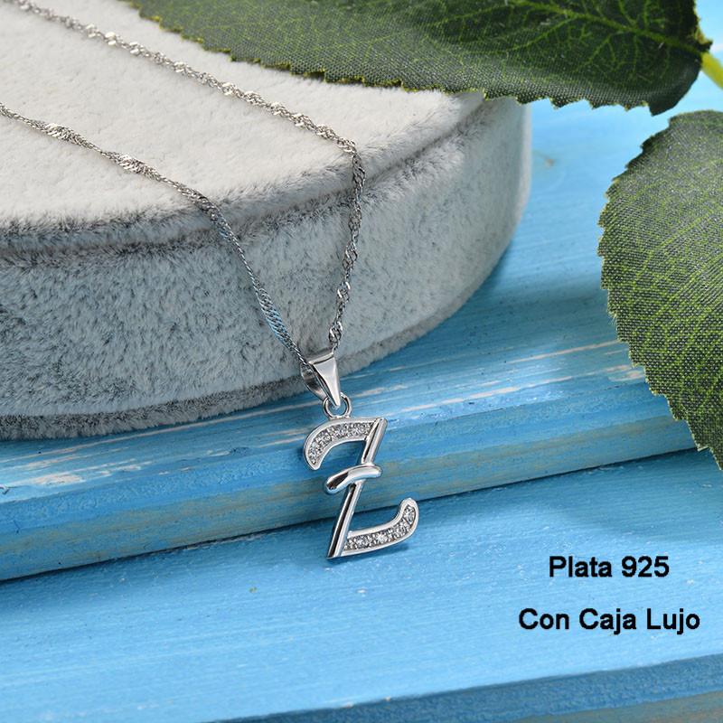 Collares de Plata 925 Puro para Mujer -PLNEG190-24231