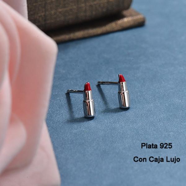 Aretes de Plata 925 Puro para Mujer -PLEGG190-24172