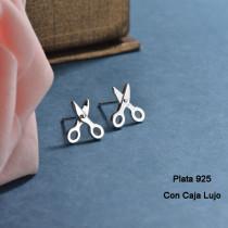 Aretes de Plata 925 Puro para Mujer -PLEGG190-24187