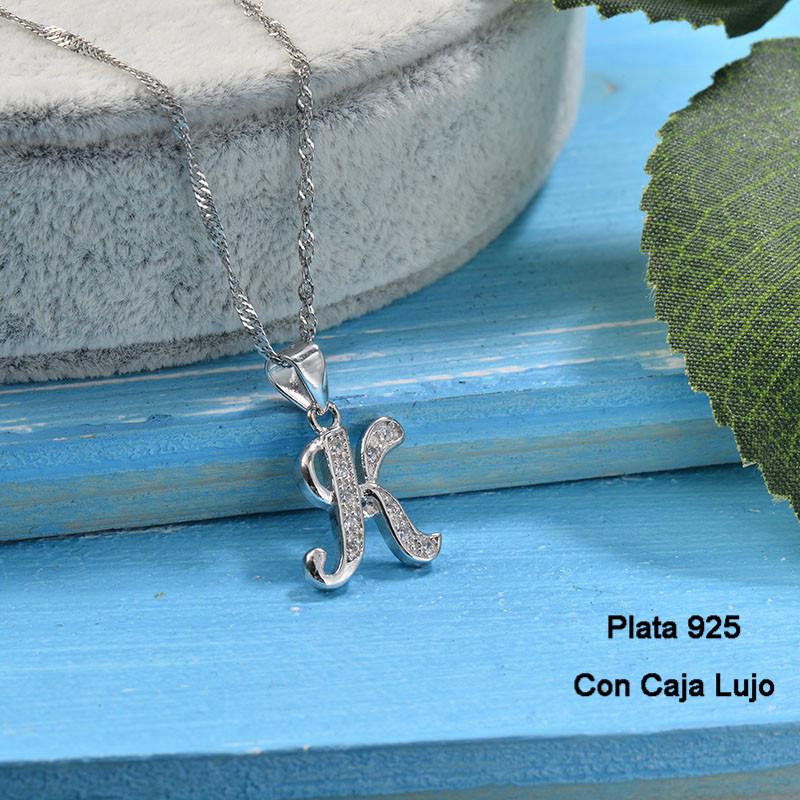 Collares de Plata 925 Puro para Mujer -PLNEG190-24217