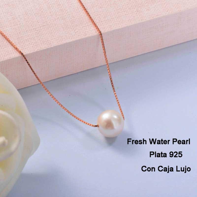 Collares de Plata 925 Puro para Mujer -PLNEG191-24275