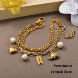 Pulsera de Perla Agua Dulce -SSBTG142-24802