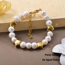 Pulsera de Perla Agua Dulce -SSBTG142-24798