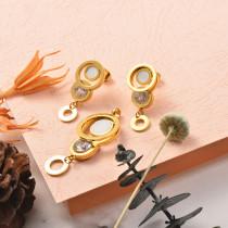 Conjuntos de Acero Inoxidable para Mujer -SSSTG129-25396