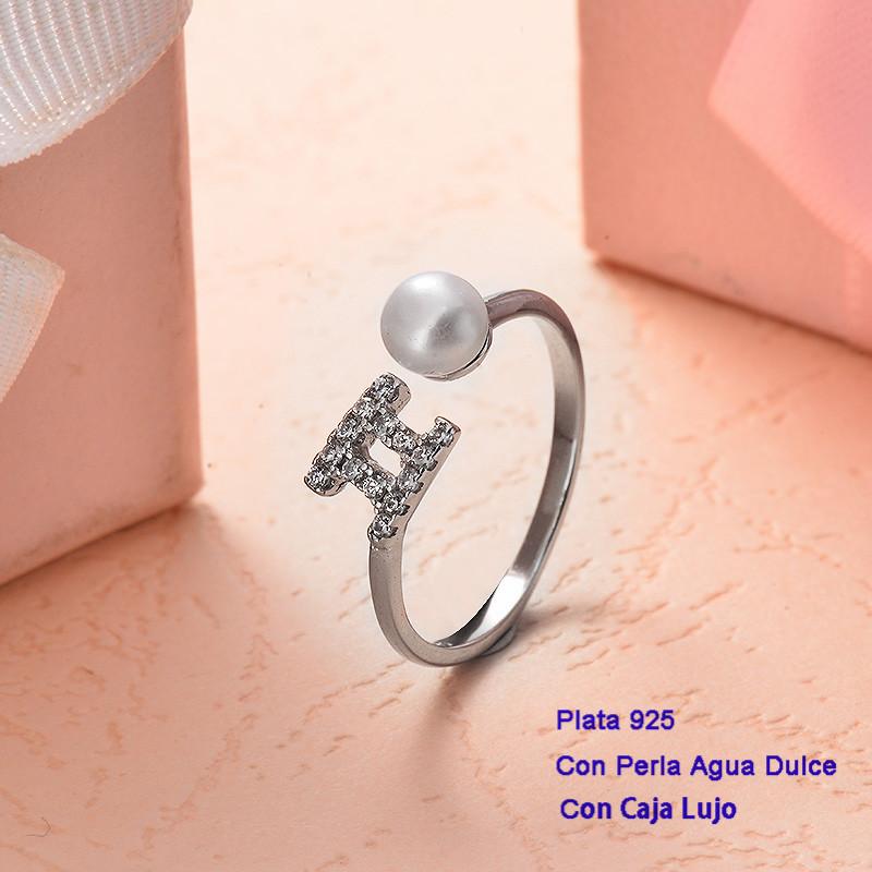Anillos de Plata 925 con perla agua dulce -PLRGG191-25407