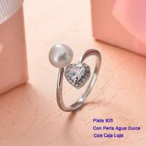 Anillos de Plata 925 con perla agua dulce -PLRGG191-25404