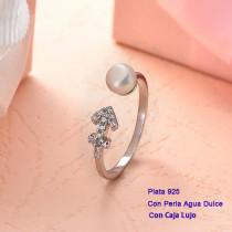 Anillos de Plata 925 con perla agua dulce -PLRGG191-25411