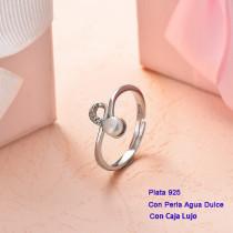 Anillos de Plata 925 con perla agua dulce -PLRGG191-25401