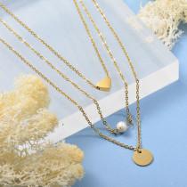 Collares de Acero Inoxidable -SSNEG142-25822
