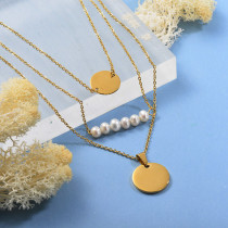 Collares de Acero Inoxidable -SSNEG142-25823
