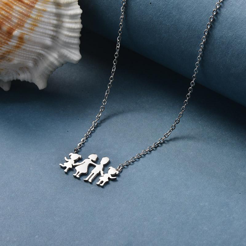 Collares de Acero Inoxidable -SSNEG139-25799