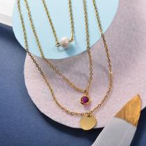 Collares de Acero Inoxidable -SSNEG142-25991