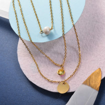 Collares de Acero Inoxidable -SSNEG142-25993