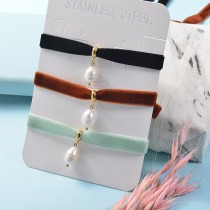 Stainless Steel Necklace -SSNEG142-26081