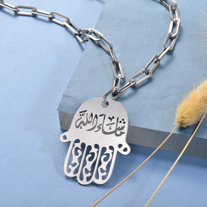 Collares de Acero Inoxidable -SSNEG139-26252