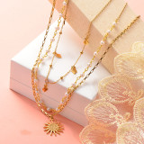 Stainless Steel Necklace -SSNEG142-26052