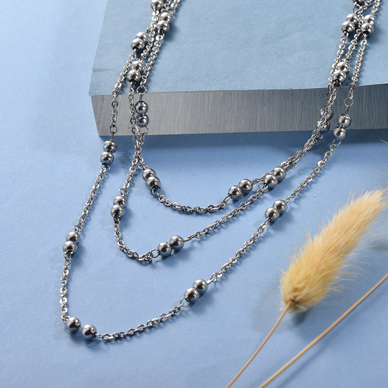 Collares de Acero Inoxidable -SSNEG139-26253