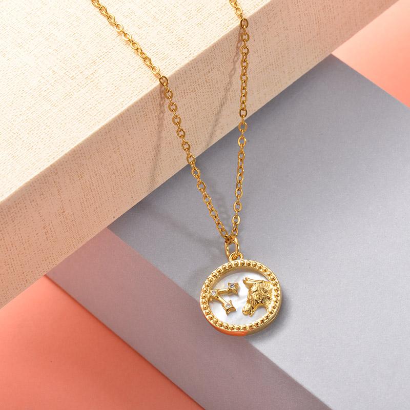 Collares de Laton-BRNEG158-26044