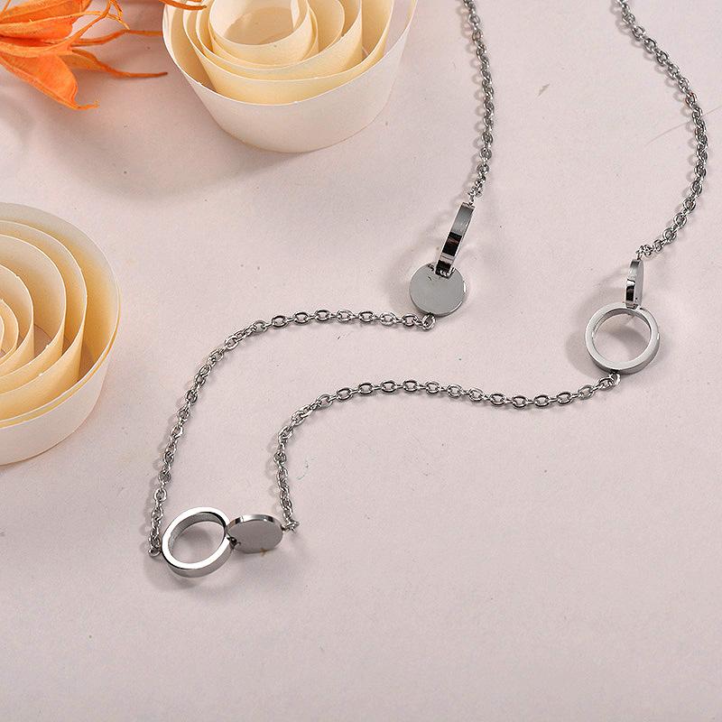 Collares de Acero Inoxidable -SSNEG40-26280