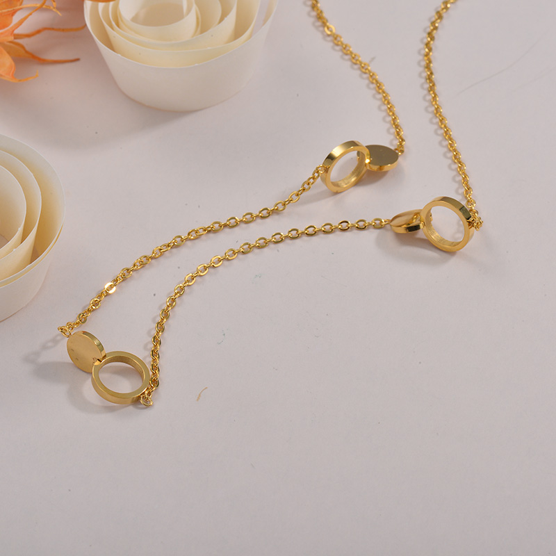 Collares de Acero Inoxidable -SSNEG40-26281