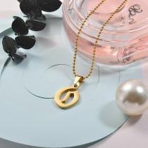 Collares de Acero Inoxidable para Mujer -SSNEG142-26741