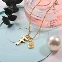 Collares de Acero Inoxidable para Mujer -BRNEG142-26739