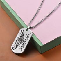Collares de Acero Inoxidable para Mujer -SSNEG203-27469