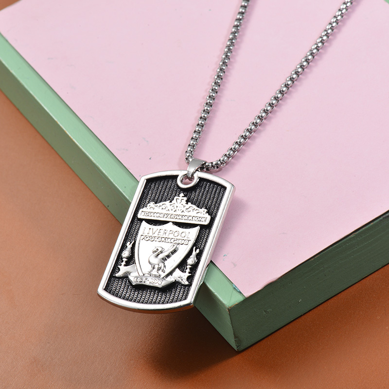 Collares de Acero Inoxidable para Mujer -SSNEG203-27459