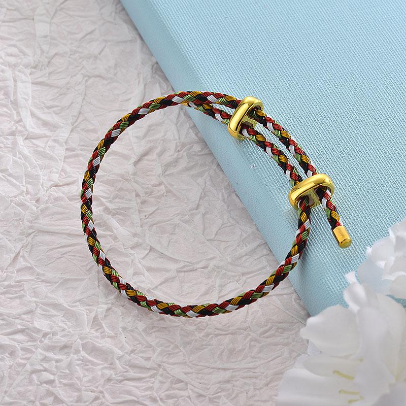 Pulseras de Acero Inoxidable para Mujer -BRBTG18-28268