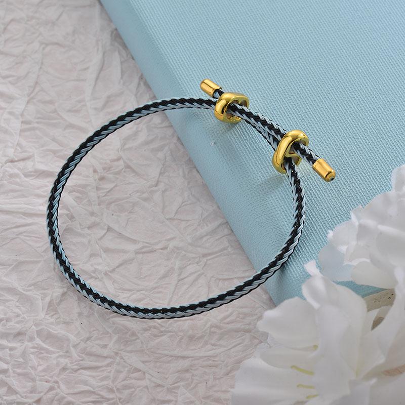 Pulseras de Acero Inoxidable para Mujer -BRBTG18-28263