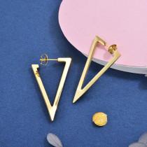 Aretes de Acero Inoxidable para Mujer -SSEGG143-28090