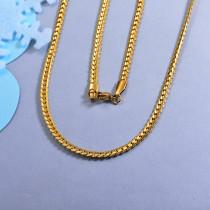 Cadenas de Acero Inoxidable para Mujer -SSNEG143-28742