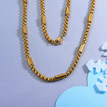 Cadenas de Acero Inoxidable para Mujer -SSNEG143-28743