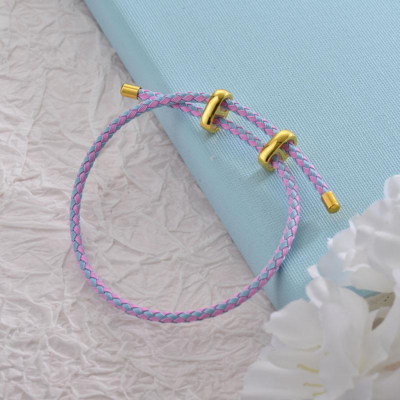 Pulseras de Acero Inoxidable para Mujer -BRBTG18-28266