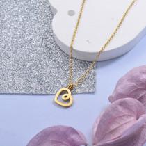 Collares de Acero Inoxidable para Mujer -SSNEG142-28851